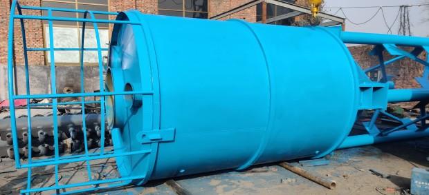 唐山市石灰雷竞技下载系统设备准备发货